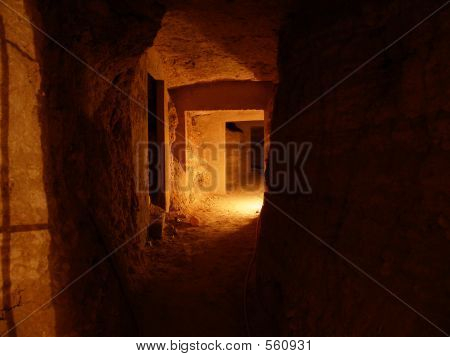 Cave Catacomb