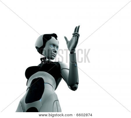 Cool woman