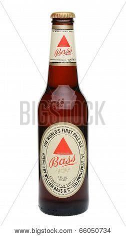 Single Bass Pale Ale Bottle