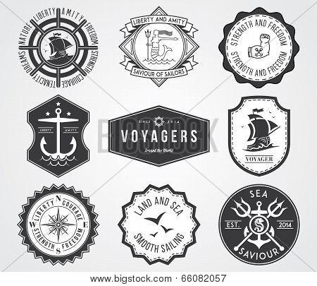 Sea Badges