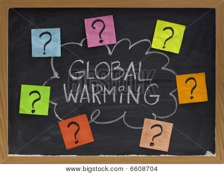 Global Warming Question