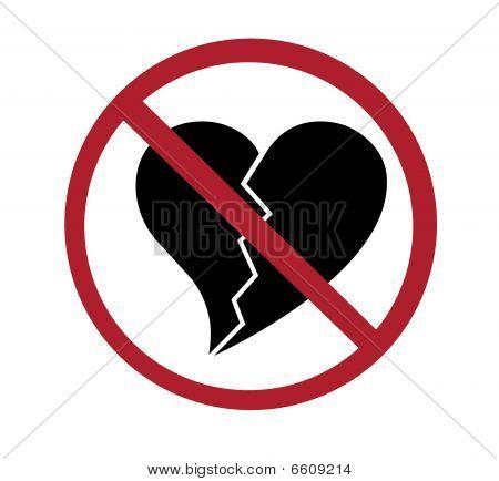Sign - No Broken Hearts