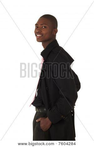 Black African Businessman