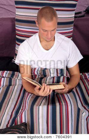 Man Bedroom Book