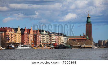 Stadshuset of Stockholm
