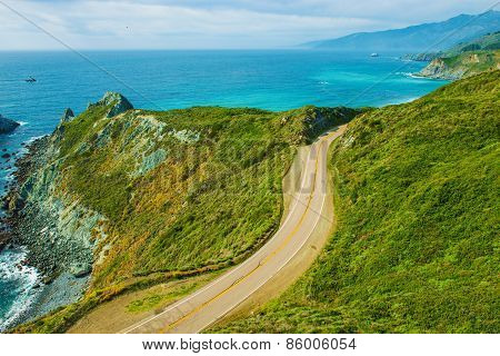Famous California Highway
