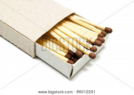 Matchbox With Some Matches