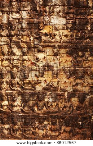 Leper King Angkor Wat