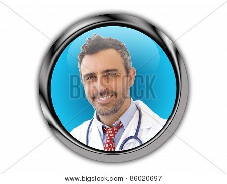 Medical Advice Button