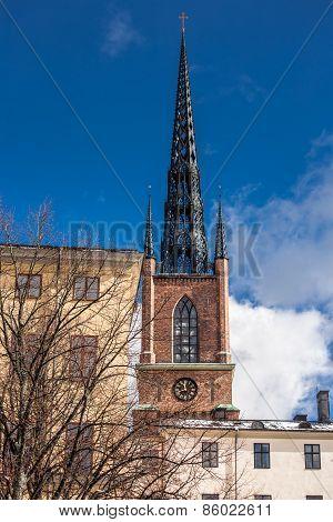 Riddarholm Church