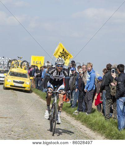 Nikias Arndt - Paris Roubaix 2014