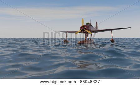 hydroplane aircraft