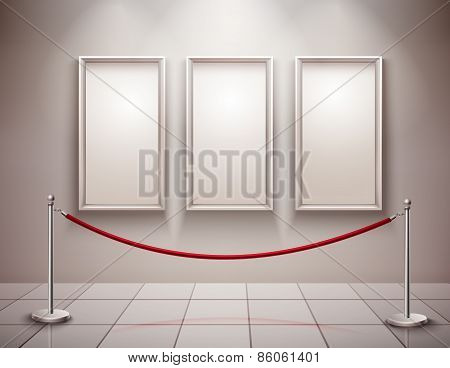 Pictures Exhibition Illustration