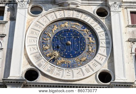 Clock Tower, Venice