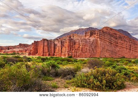 Landscapes of Northern Argentina