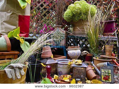 Gardening Finale