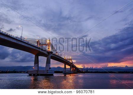 Magic Hour Bridge