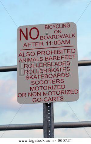 Walking Okay?
