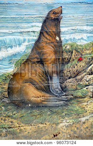 Mural seal