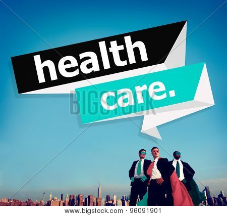 Health Care Medical Lifestyle Illness Physical Concept poster