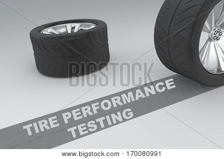 Tire Performance Testing Concept