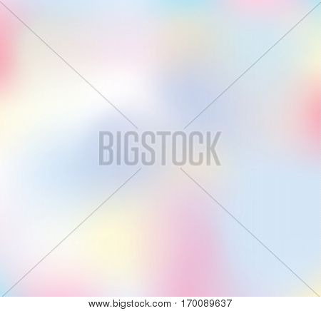 Soft pastel colored vector abstract background, graphic, smooth, art, bright, backdrop,