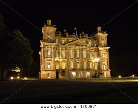 Duff House At Night A