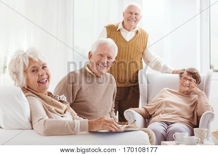 Older And Happy Together