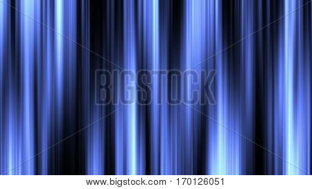 Abstract background with magic lines. 3D rendered