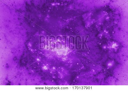 Abstract Swirly Fractal Purple Texture. Fantasy Fractal Art. 3D Rendering.