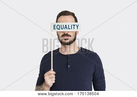 Equality Emotion Fairness Civil Opportunity Concept