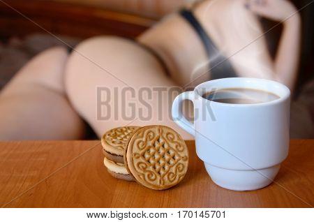 Erotic Coffee Break