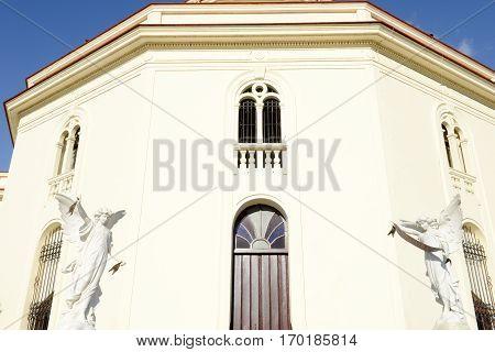 El Cobre Very Famous Church 13Km From Santiago De Cuba