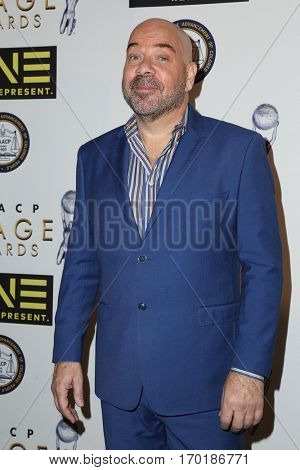LOS ANGELES - JAN 28:  Jason Stuart at the 48th NAACP Image Awards Nominees' Luncheon at Loews Hollywood Hotel on January 28, 2017 in Los Angeles, CA