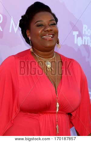 LOS ANGELES - JAN 28:  Adrienne C. Moore at the Variety's Celebratory Brunch Event For Awards Nominees at  Cecconi's on January 28, 2017 in West Hollywood, CA