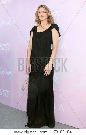 LOS ANGELES - JAN 28:  Missi Pyle at the Variety's Celebratory Brunch Event For Awards Nominees at  Cecconi's on January 28, 2017 in West Hollywood, CA