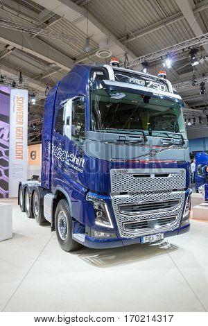 Volvo Fh16 I-shift Truck
