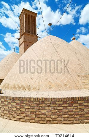 In Iran     The Old  Wind Tower