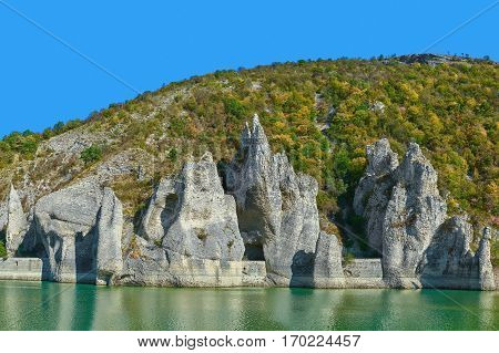 Rock Phenomenon The Wonderful Rocks in Dalgopol Bulgaria