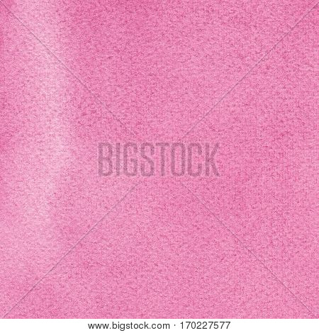 Pink natural handmade aquarelle watercolours paint texture pattern, vertical textured watercolor paper painting macro closeup, painted copy space background