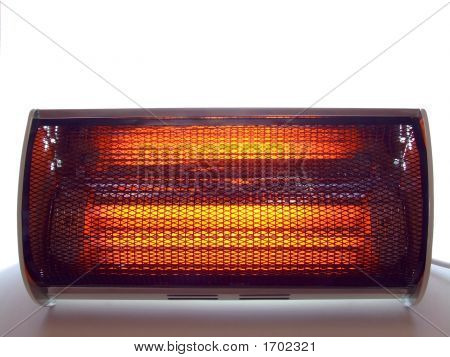 Small Electric Heater #1