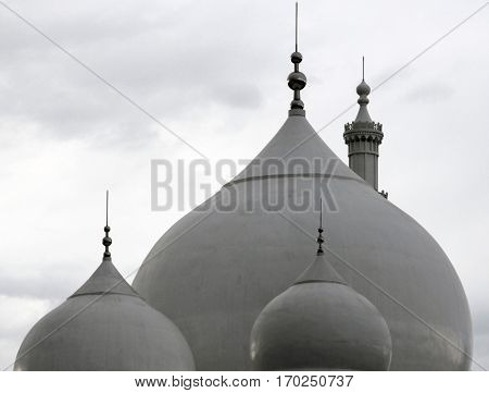 The Great Mosque Of Hohhot, Inner Mongolia