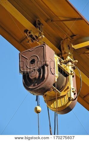 Gantry Crane Windlass