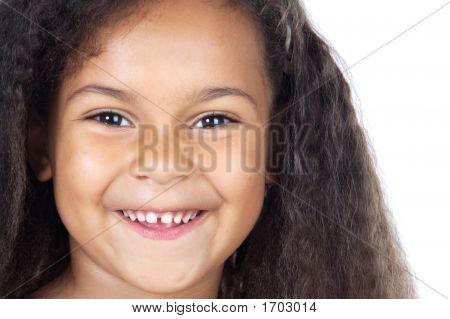 Adorable Casual Girl