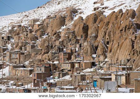 Kandovan vilage near Tabriz, Iran