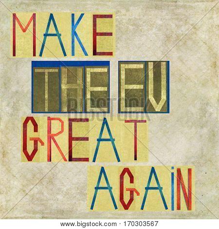 Make the EU great again
