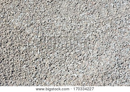 Gravel As Background