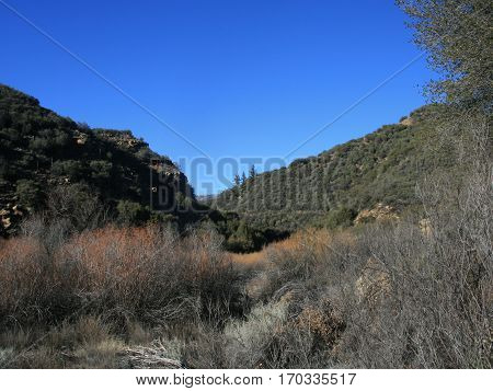 Lion Canyon, Los Padres National Forest, Ojai, CA