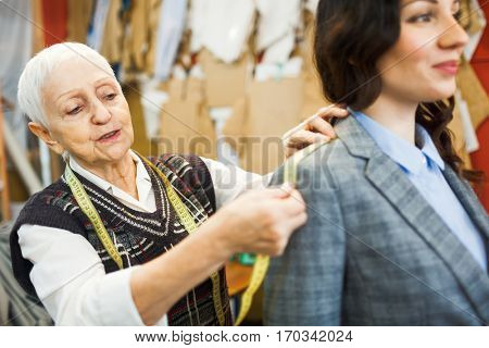 Professional dressmaker
