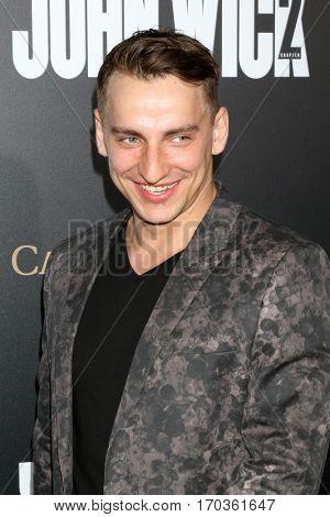LOS ANGELES - JAN 30:  Vitaly Zdorovetskiy at the
